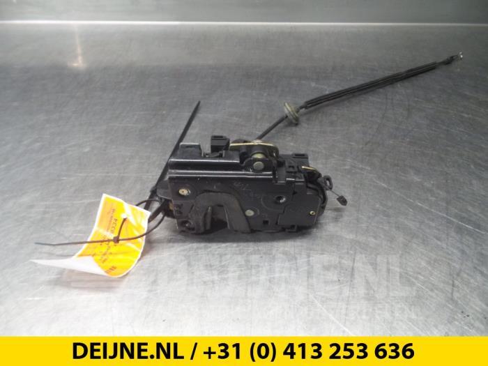 Deurslot Mechaniek 4Deurs links-achter - Volkswagen Polo