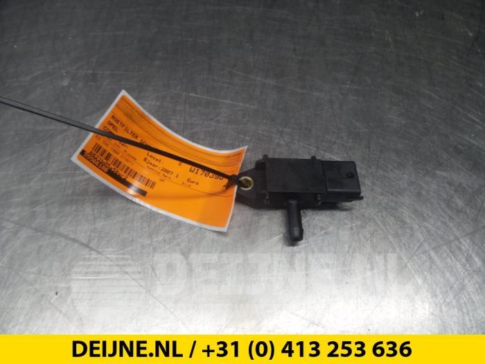 Roetfilter sensor - Opel Combo