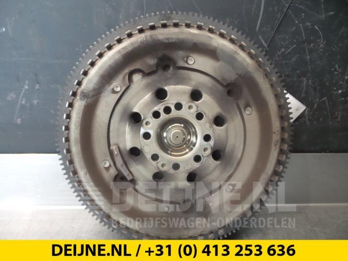 Vliegwiel - Mercedes Sprinter