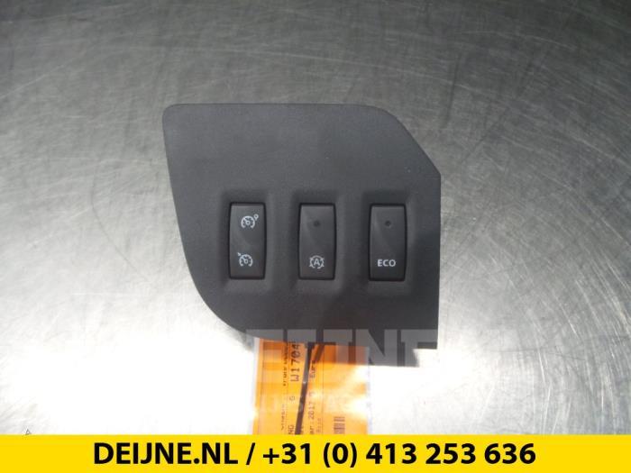 Cruise Control Bediening - Renault Master
