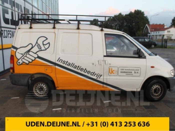 Portier 2Deurs rechts - Nissan Vanette