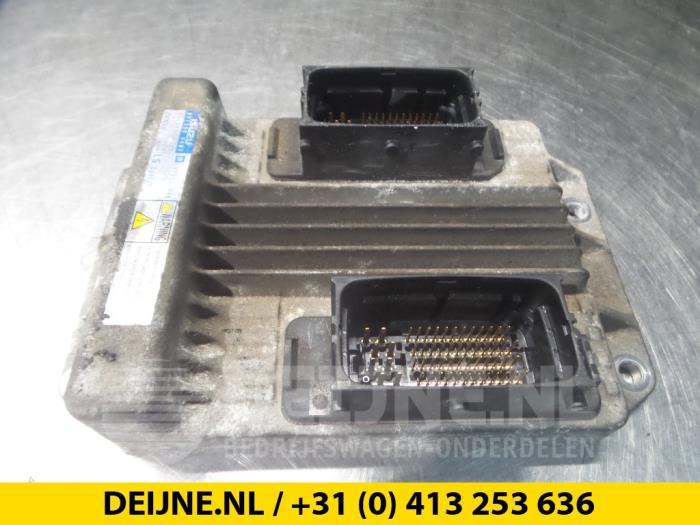 Inspuitcomputer - Opel Meriva
