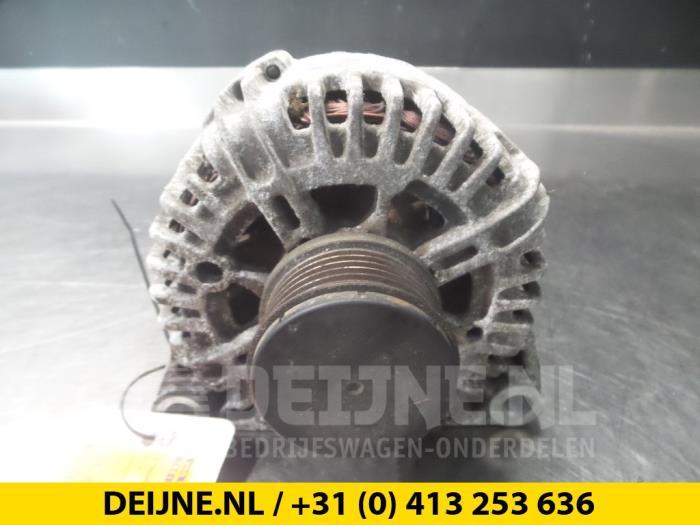 Dynamo - Fiat Scudo