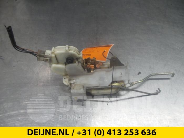 Deurslot Mechaniek 2Deurs links - Mitsubishi L400