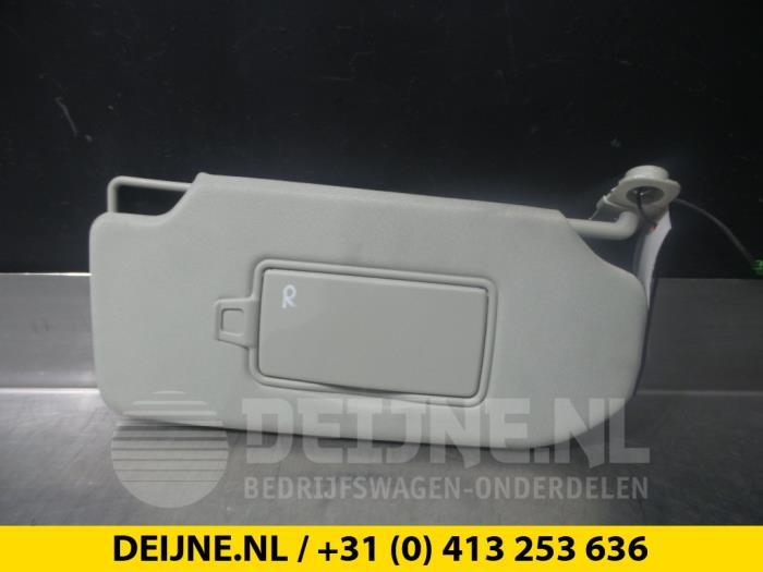 Zonneklep - Volvo V90
