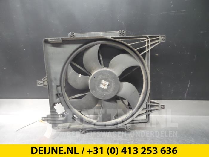 Koelvinhuis - Renault Kangoo
