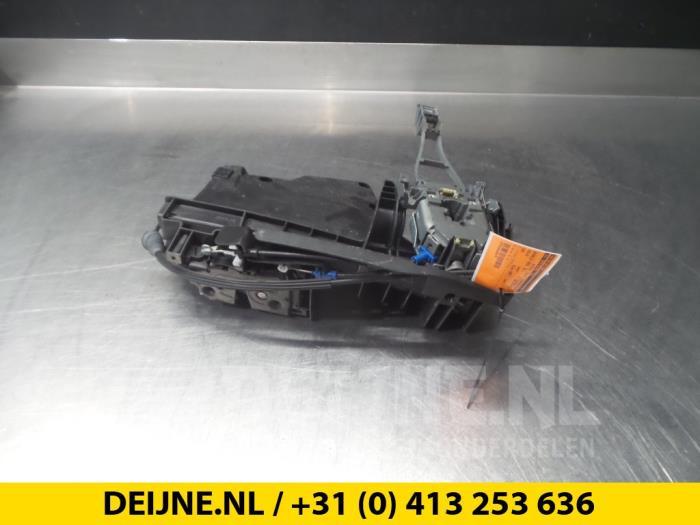 Deurslot Mechaniek 2Deurs links - Volvo C30