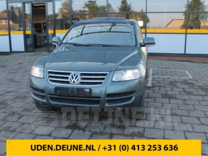 Voorkop compleet - Volkswagen Touareg