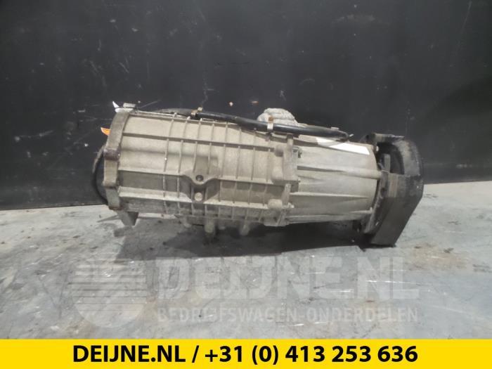 Tussenbak 4x4 - Volkswagen Touareg