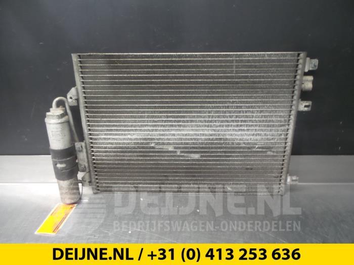 Airco Condensor - Renault Kangoo