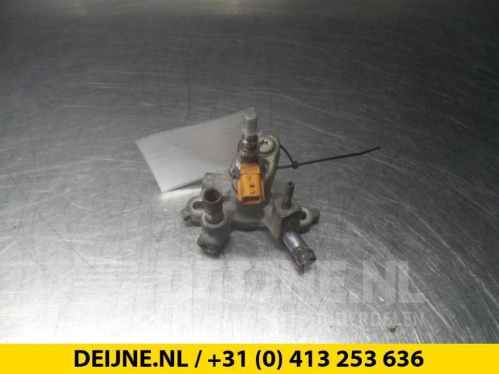 Injectiehuis - Opel Vivaro