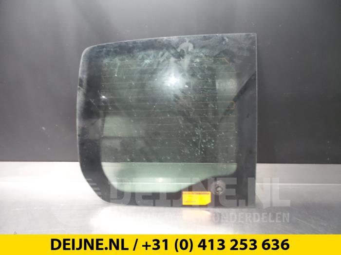 Achterdeur Ruit Bus-Bestel - Fiat Scudo