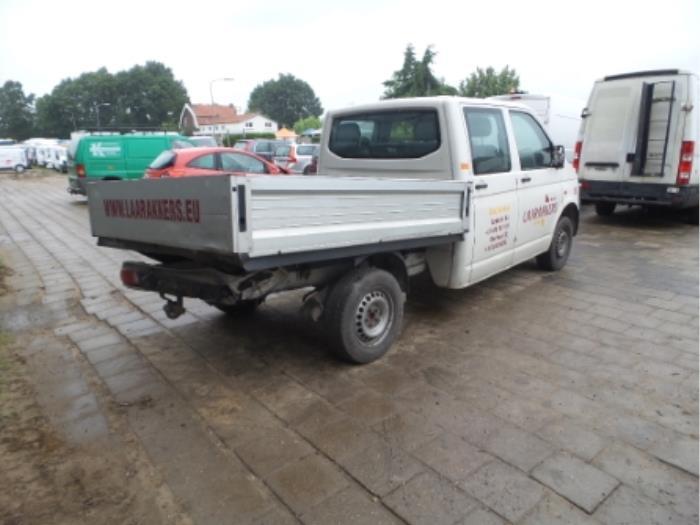 Ruit achter - Volkswagen Transporter