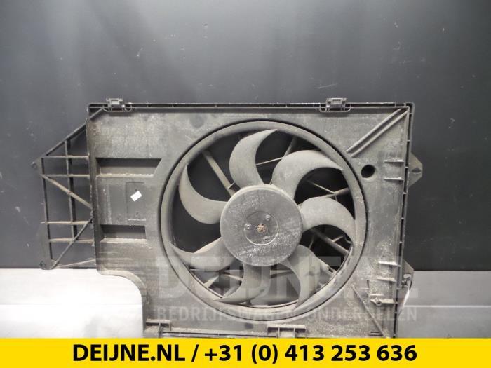 Koelvinhuis - Volkswagen Transporter