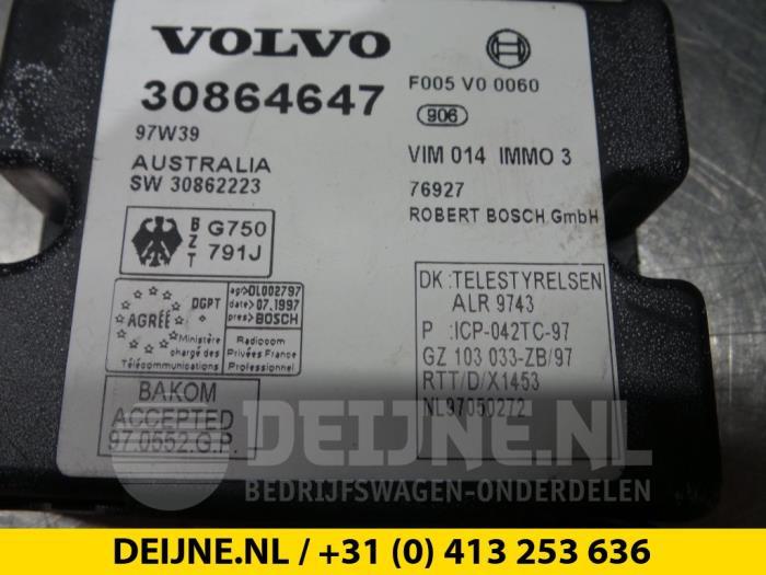 Alarm module - Volvo S40/V40