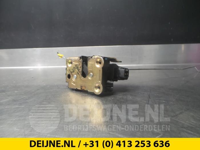 Deurslot Mechaniek 2Deurs links - Renault Kangoo
