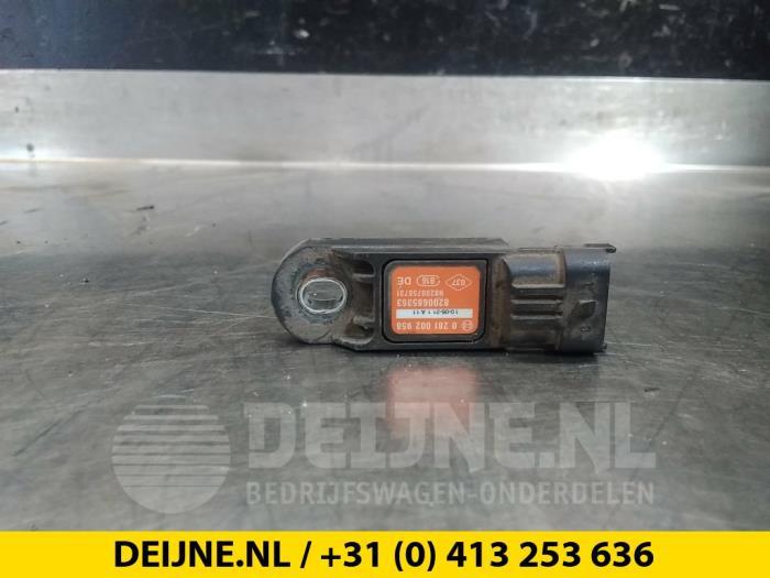 Map Sensor (inlaatspruitstuk) - Renault Master