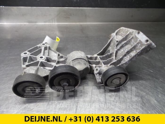 Spanrol Multiriem - Mercedes B-Klasse