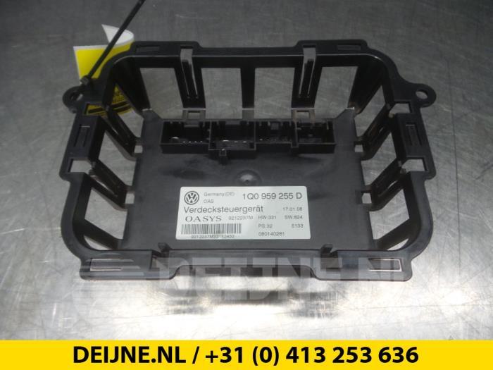 Cabriokap computer - Volkswagen Eos