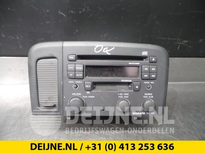 Radio - Volvo S80