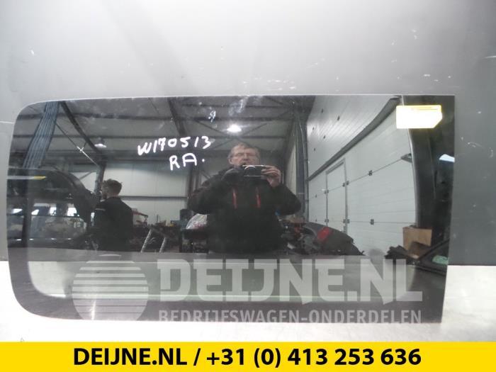 Extra Ruit 4Deurs rechts-achter - Volkswagen Caddy