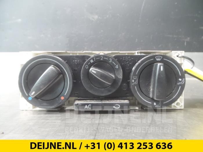 Kachel Bedieningspaneel - Volkswagen Transporter