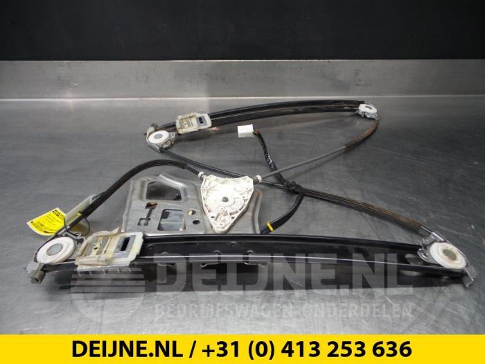 Ruitmechaniek 4Deurs rechts-voor - Mercedes S-Klasse