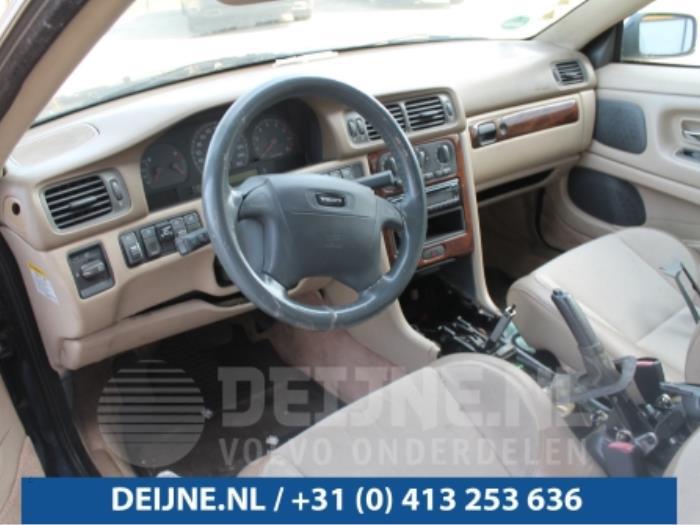 Kachel Bedieningspaneel - Volvo C70