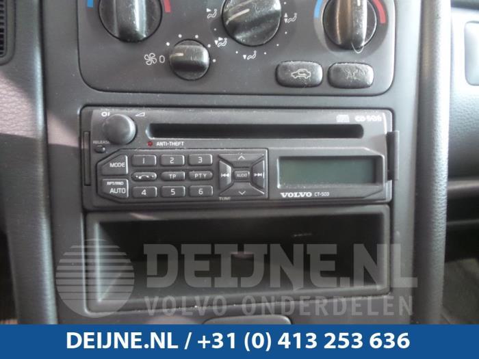 Radio - Volvo V70/S70