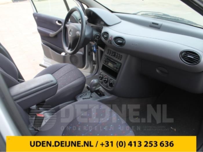 Radio - Mercedes A-Klasse