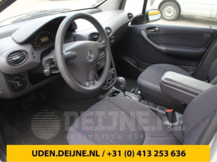 Bekleding Set (compleet) - Mercedes A-Klasse