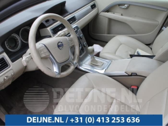 Dashboard - Volvo V70