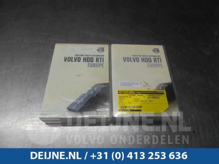 Navigatie CD - Volvo V70