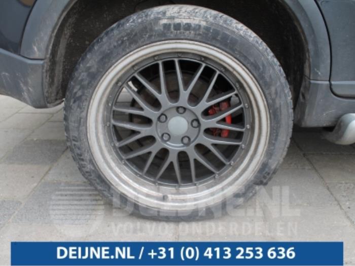Velgen set - Volvo XC90