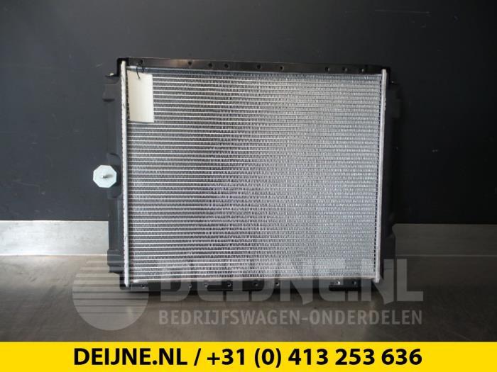Radiateur - Mitsubishi Canter