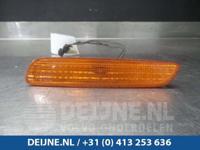 Bumper reflector rechts-achter - Volvo S40/V40