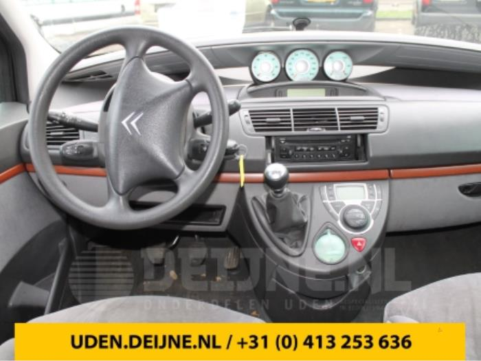 Display Interieur - Citroen C8
