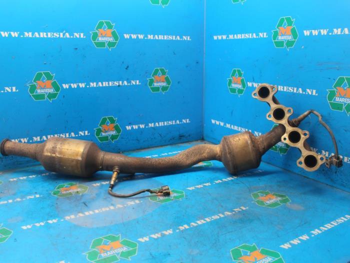 Catalytic converter for Mercedes A-Klasse 11107661