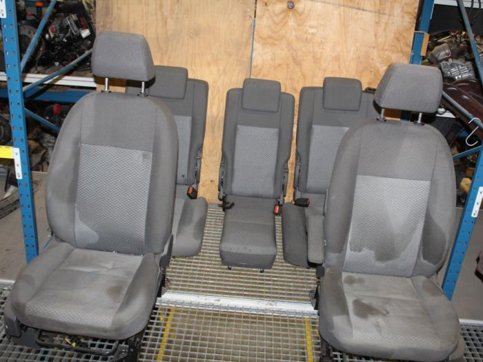 Gebruikte ford focus c max 2 0 16v interieur bekledingsset for Interieur ford c max