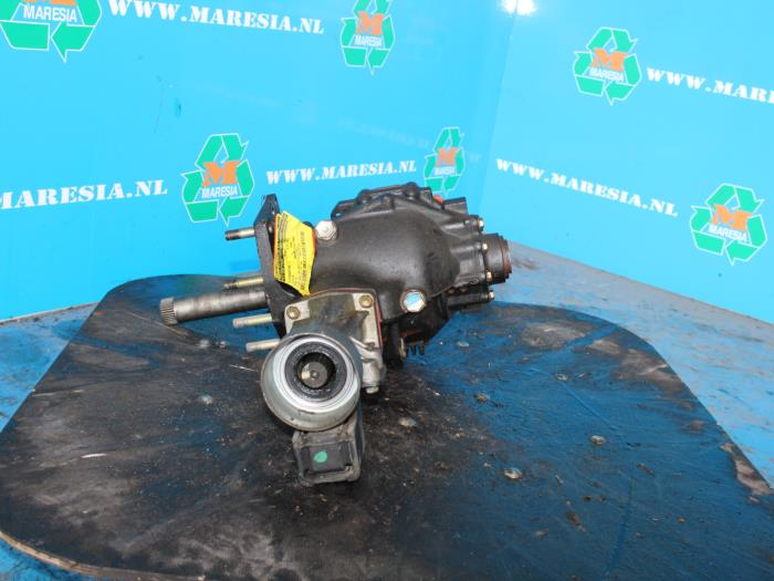 Front differential for Toyota Rav-4 - www maresia eu