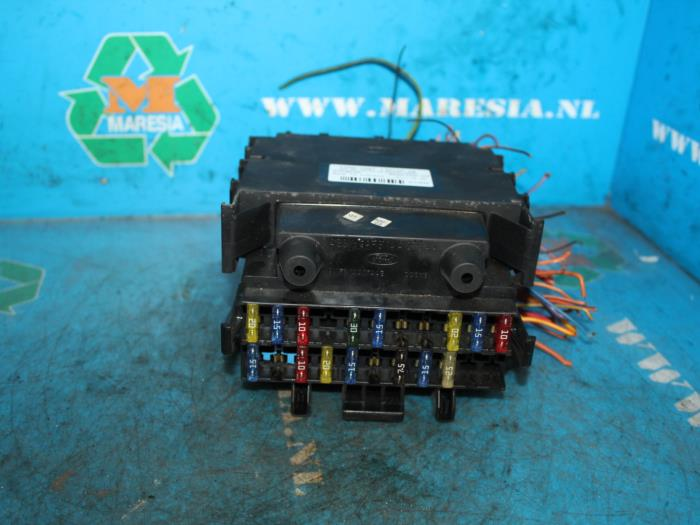 Fuse box for ford fiesta maresia eu