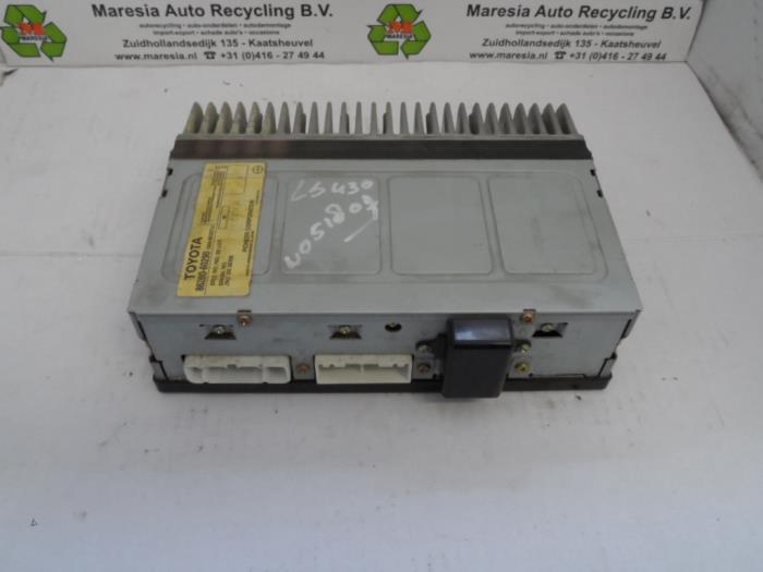 on Mark Levinson Lexus Amplifier Wiring Diagrams