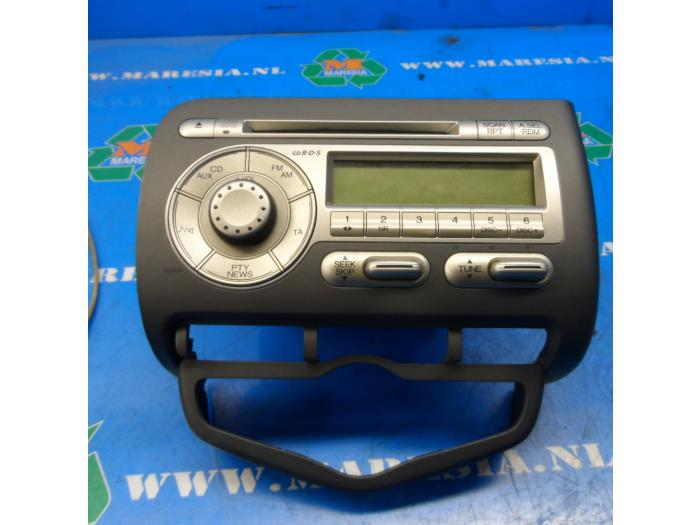 Radio Cd Player For Honda Jazz 39100saae310m139100saae410m1