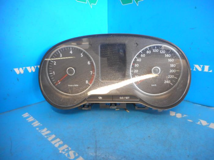 Instrument panel for Volkswagen Polo 6R0920860D - www maresia eu
