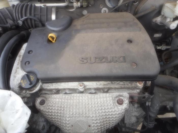 Engine for Suzuki Liana - www maresia eu