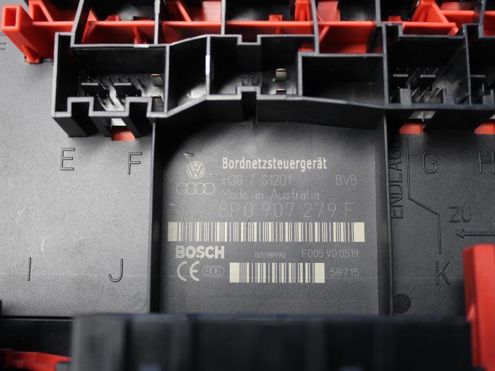 Fuse Box On Audi A3