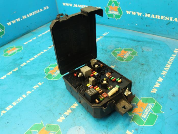 Fuse Box For Opel Corsa 39036047 13470476 1288916