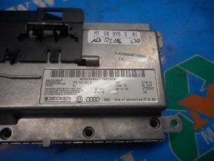 Gebruikte audi q7 4lb 4lx 3 0 tdi v6 24v display for Audi interieur onderdelen