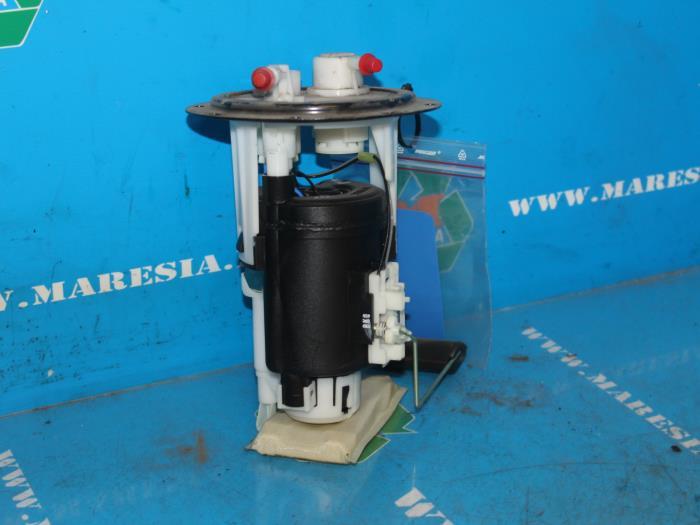 electric fuel pump hyundai getz