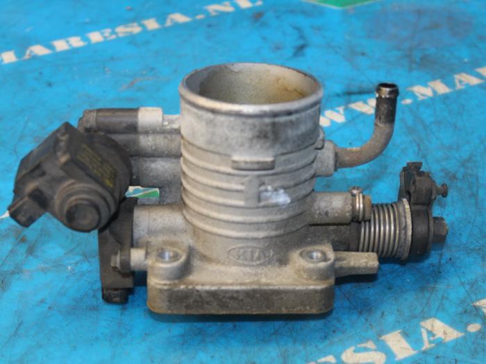 Throttle body for Kia Carens - www maresia eu